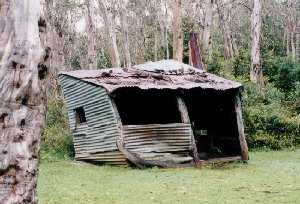 Shelter, Barrington Tops Bike Ride 2000